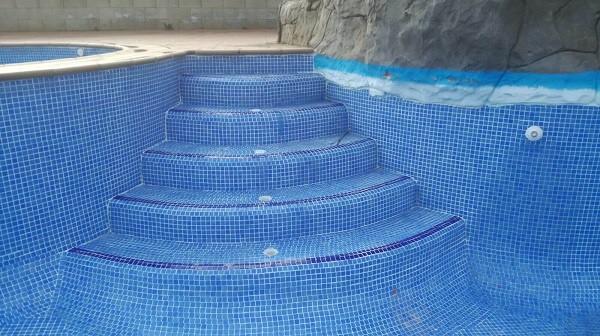 obras menores adicionales piscina