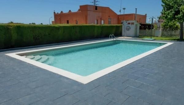 Suelos para piscinas piedra armonía