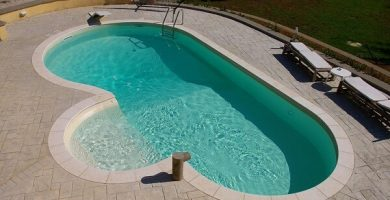 liner piscina arena