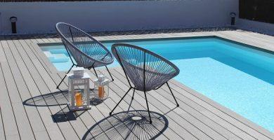 liner para piscinas modernas