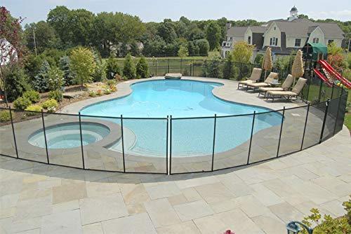 vallas de seguridad para piscinas