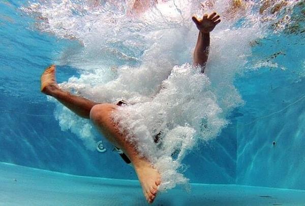 Ahorro agua piscinas