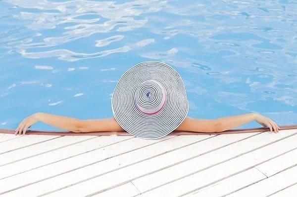 dureza del agua piscina
