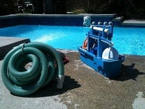 limpieza de piscinas con bromo
