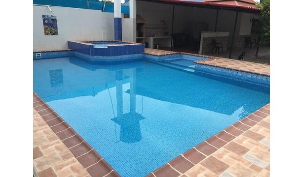 mantenimiento piscina liner