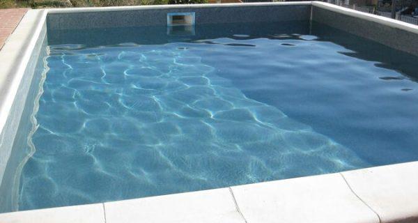 negro piscina