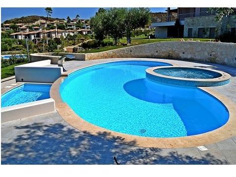 vaciar piscina liner