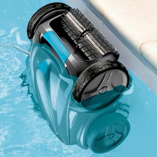 Robot piscina fondo, paredes y línea flotación