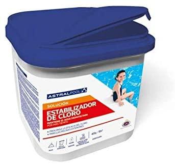 estabilizador de cloro para electrolisis salina