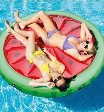 colchoneta piscina