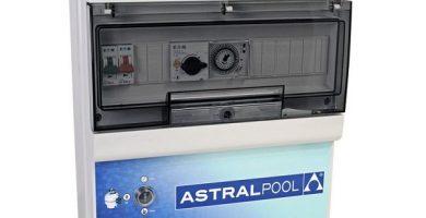Cuadro electrico piscina
