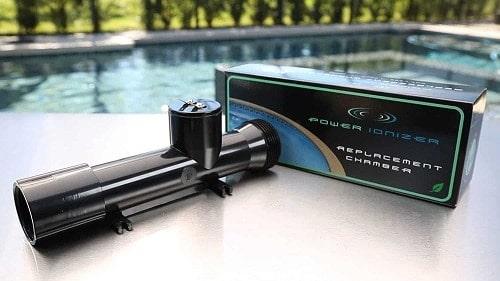 ionizador solar para piscina