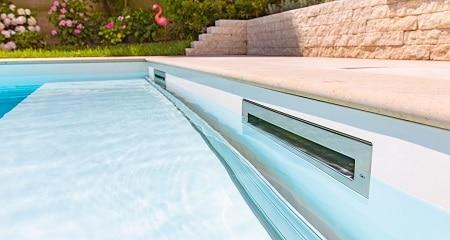 skimmer de piscina