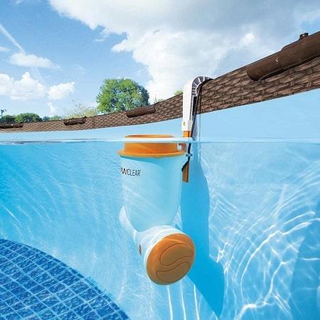 skimmer piscina bestway