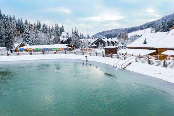 Como invernar piscina