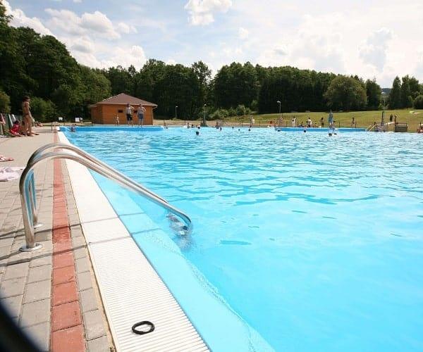 Revestimiento piscina liner armado