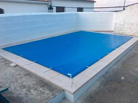 cobertor de invierno alta resistencia de PVC