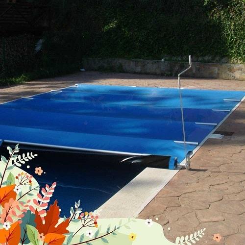 invierno piscina
