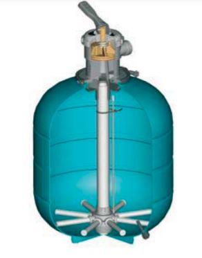valvulas para filtros de piscinas superior