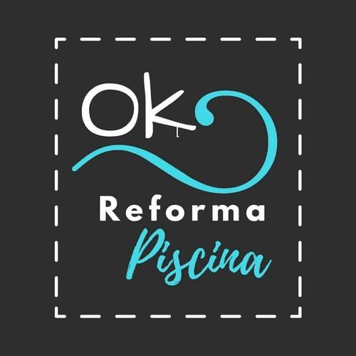Logo Ok Reforma Piscina