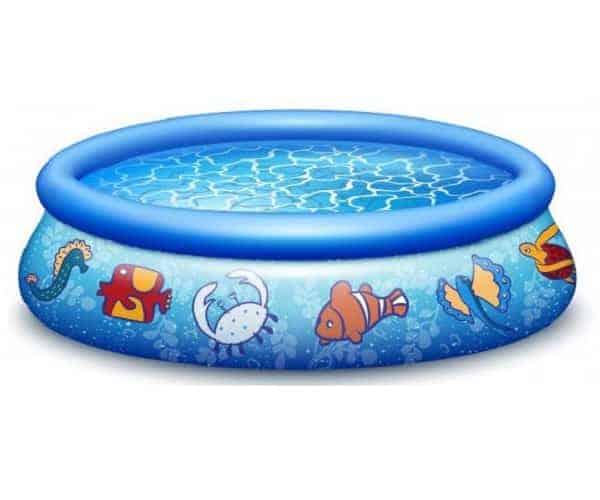Como encontrar fuga en piscina hinchable