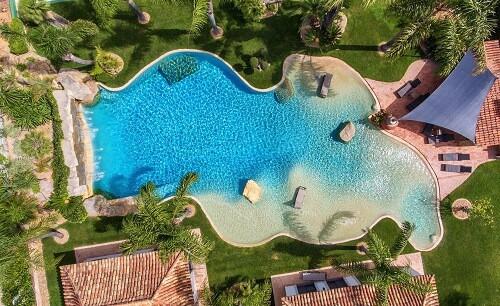 Cuál es la mejor forma de piscina