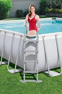 Soluciones para reparar fuga en piscina desmontable