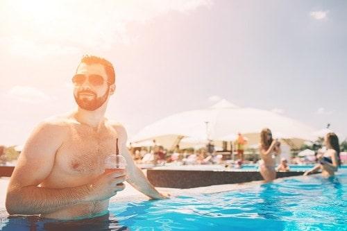 ahorro de agua en las piscinas