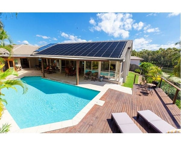 depuradora piscina solar