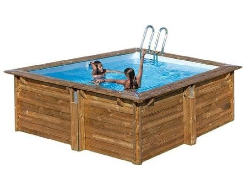 piscina cuadrada