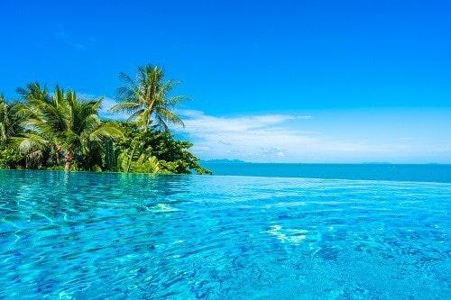 precio piscina infinita