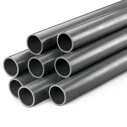 tuberías piscina PVC