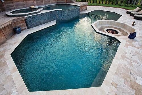 piscina sin incrustaciones calcareas