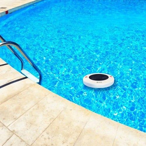 boya ionizador piscina