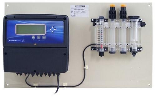 control automatico ph y cloro