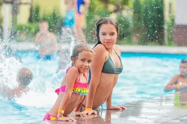 normas piscina segura