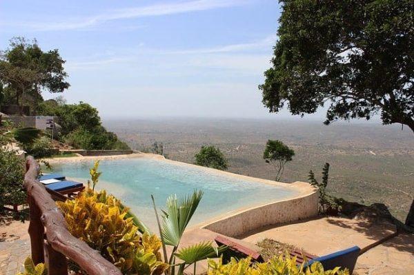 piscina en kenya