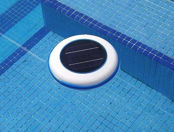 piscina ionizada