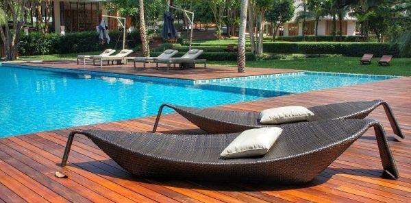 piscina de liner