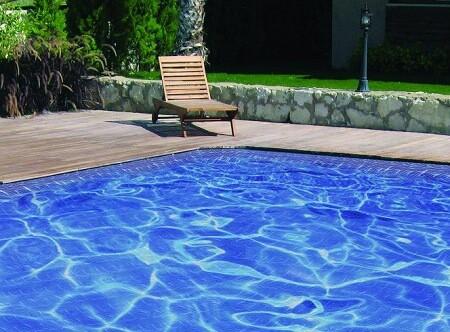 reemplazar lámina armada piscina