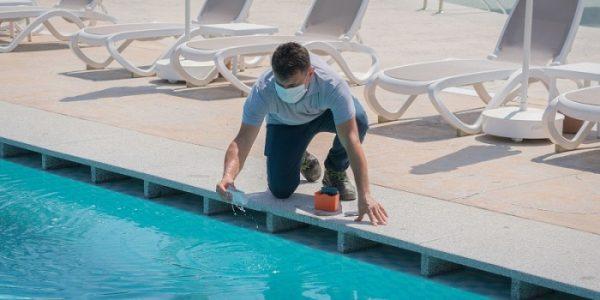 control piscina acido cianurico alto
