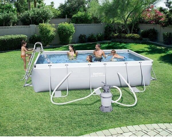 depuradora para piscina de cartucho