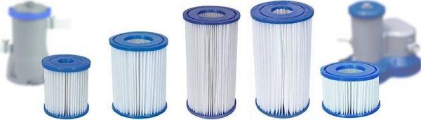 filtros de cartuchos piscina