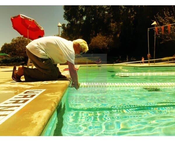 ralentizar acido cianurico alto piscina