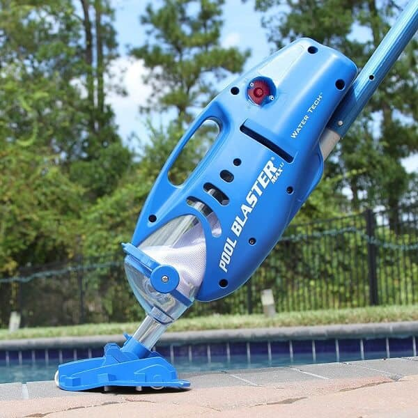 Aspiradora para piscinas Blaster