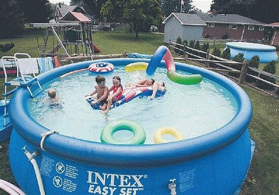 guardar piscina desmontable