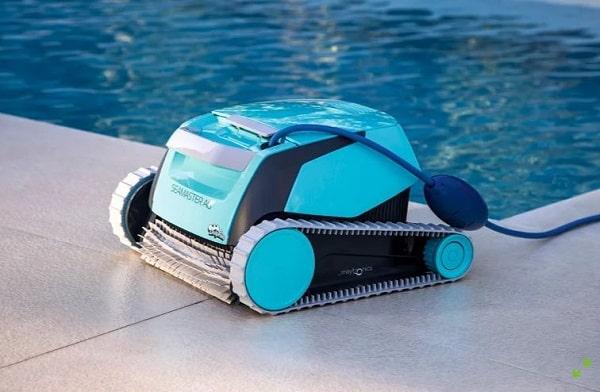limpiador de piscinas automático electrico