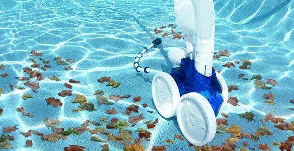 limpiador de piscinas automático