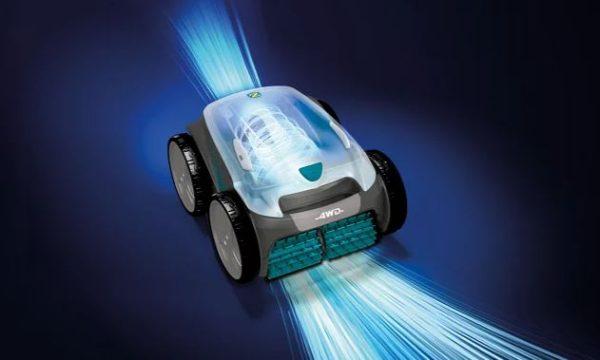 robot limpiafondos piscina zodiac