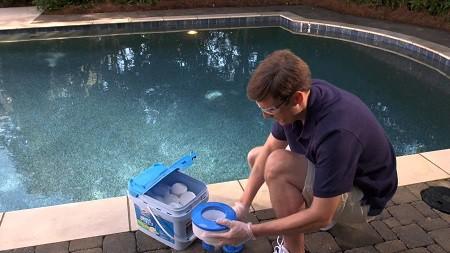 tratamiento quimico piscina